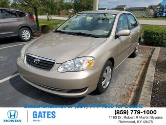 2006_Toyota_Corolla__ Richmond KY