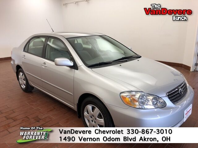 2006 Toyota Corolla CE Akron OH