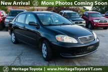 2006 Toyota Corolla CE South Burlington VT