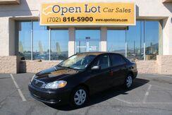2006_Toyota_Corolla_LE_ Las Vegas NV