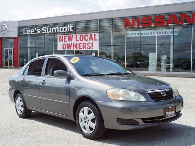 2006 Toyota Corolla LE Lee's Summit MO