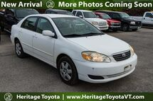 2006 Toyota Corolla LE South Burlington VT