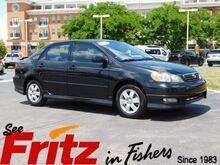 2006_Toyota_Corolla_S_ Fishers IN
