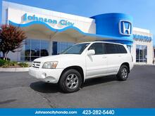 2006_Toyota_Highlander_3.3 4WD_ Johnson City TN