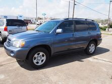 Toyota Highlander Base 2006