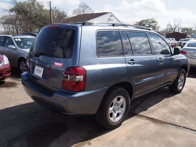2006 Toyota Highlander Base Richwood TX