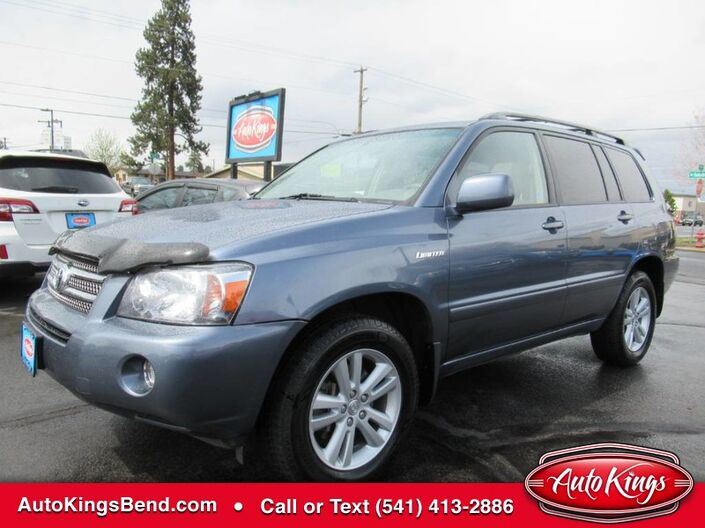 2006 Toyota Highlander Hybrid  Bend OR