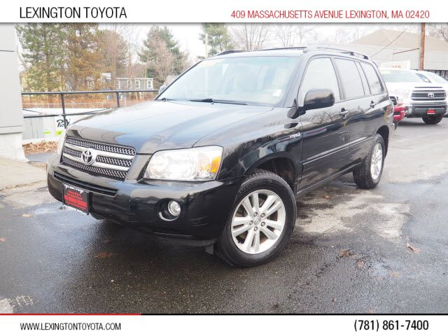 2006 Toyota Highlander Hybrid  Lexington MA