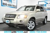 2006 Toyota Highlander Hybrid BOSE DUAL ZONE AC RUNBOARDS TOWING CHROME WHLS