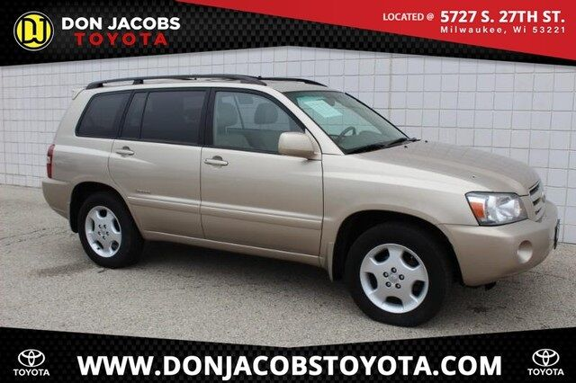 2006 Toyota Highlander Limited Milwaukee WI