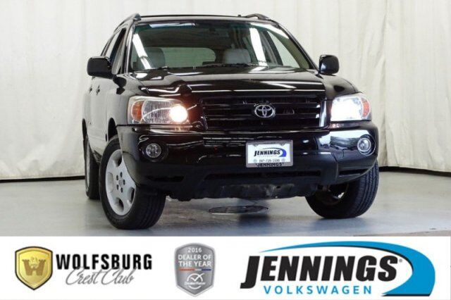 2006 Toyota Highlander Limited w/3rd Row Glenview IL