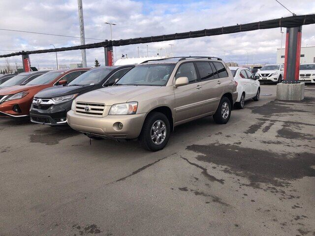 2006 Toyota Highlander V6 | 4WD | *GREAT DEAL* Calgary AB