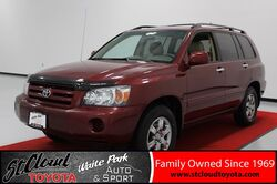 2006_Toyota_Highlander_V6_ St. Cloud MN
