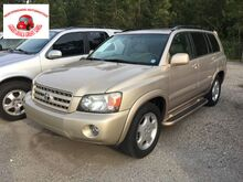2006_Toyota_Highlander_w/3rd Row_ North Charleston SC