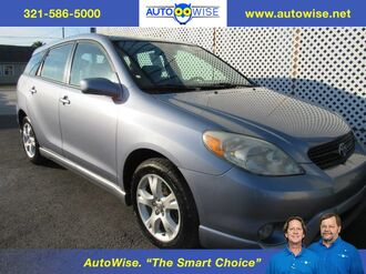 2006_Toyota_Matrix_XR_ Melbourne FL