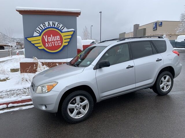 2006 Toyota RAV4 Base Durango CO