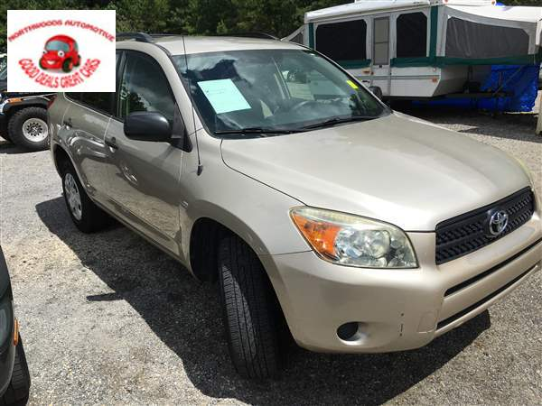2006 Toyota RAV4 Base I4 2WD North Charleston SC