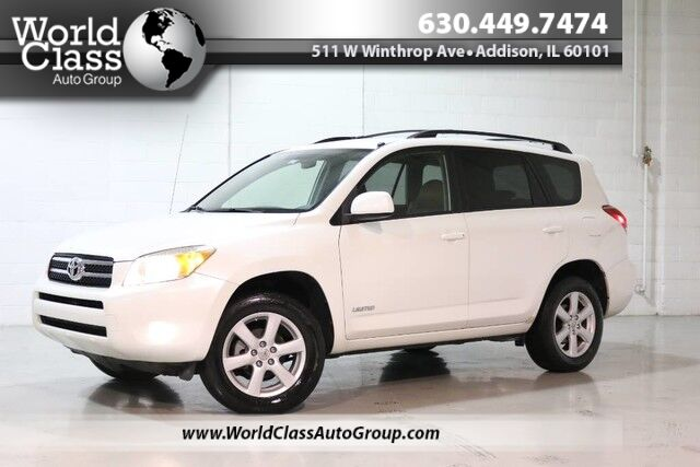 2006 Toyota RAV4 Limited - JBL AUDIO DUAL CLIMATE CONTROL POWER LEATHER SEATS ALLOY WHEELS Chicago IL