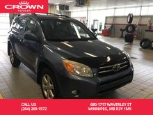 2006_Toyota_RAV4_Limited AWD / Local / Immaculate Condition / Great Value_ Winnipeg MB