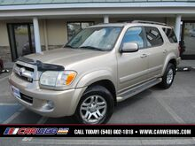 2006_Toyota_Sequoia_Limited 4WD_ Fredricksburg VA