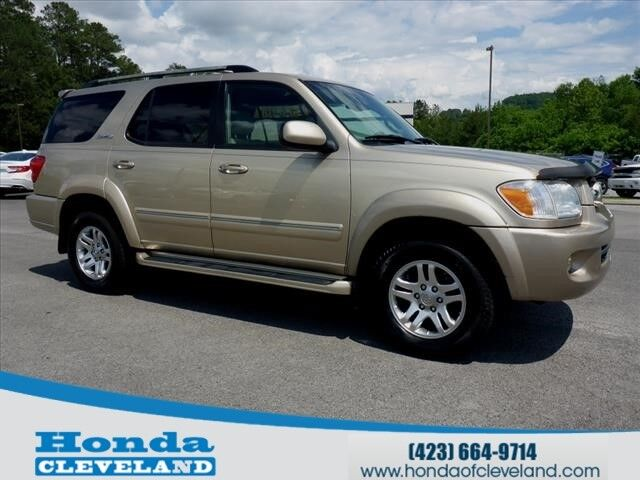 2006 Toyota Sequoia Limited Chattanooga TN