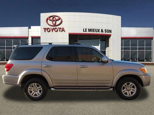 2006 Toyota Sequoia Limited Green Bay WI