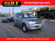 2006_Toyota_Sequoia_Limited_ San Diego CA