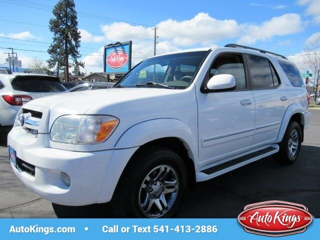 2006 Toyota Sequoia SR5 2WD w/Leather Bend OR