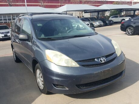2006_Toyota_Sienna_LE /LE PAKAGE/ROOF RAILS/CRUISE/P2_ Euless TX