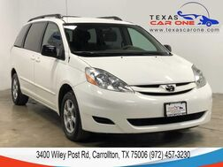 2006_Toyota_Sienna_LE THIRD SEAT QUAD BUCKET CHAIRS REAR CLIMATE CONTROL CRUISE CONTROL_ Carrollton TX