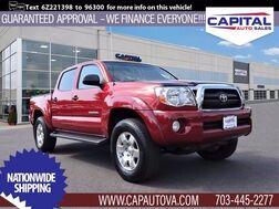 2006_Toyota_Tacoma_Base_ Chantilly VA