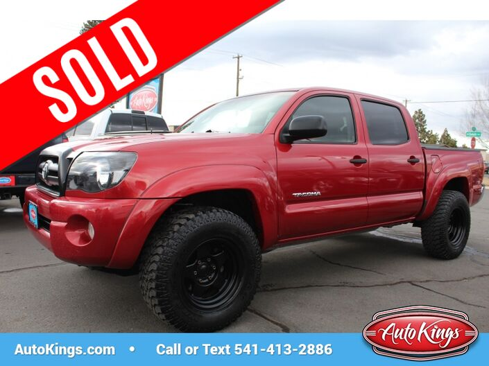 2006 Toyota Tacoma Double 128  Auto 4WD Bend OR