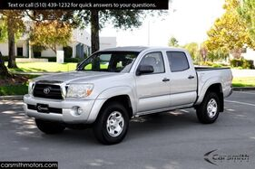 2006_Toyota_Tacoma Double-Cab_SR5, 4x4, Tow Package, Clean Title, No Accidents!_ Fremont CA