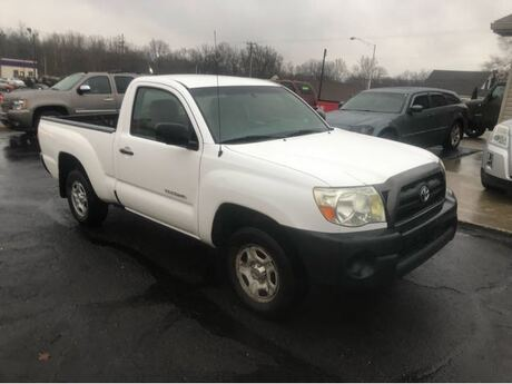 2006 Toyota Tacoma Regular Cab Auto 2WD Richmond IN