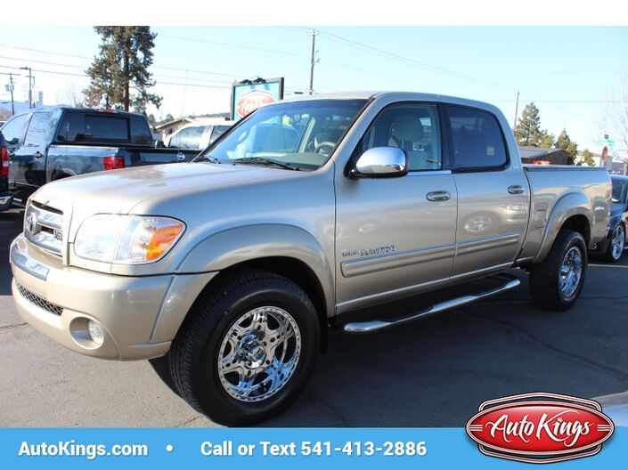 2006 Toyota Tundra DoubleCab V8 SR5 4WD Bend OR
