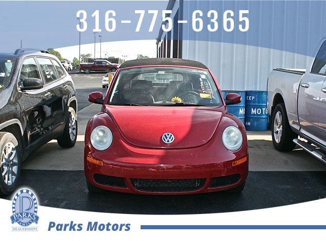 2006 Volkswagen Beetle 2.5L Wichita KS