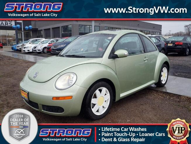 2006 Volkswagen New Beetle 2.5 Salt Lake City UT