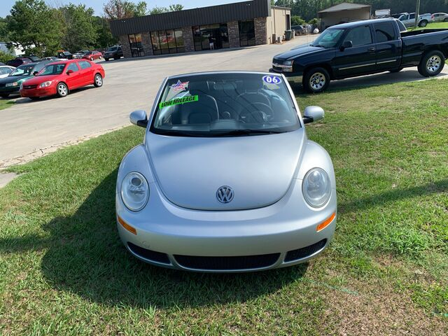 2006 Volkswagen New Beetle 2.5L Convertible Whiteville NC