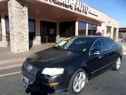 2006_Volkswagen_Passat_3.6L 4Motion_ Colorado Springs CO
