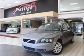 2006 Volvo S40 2.5L Turbo - Sun Roof, Heated Seats
