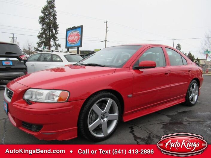 2006 Volvo S60 2.5L Turbo R Bend OR