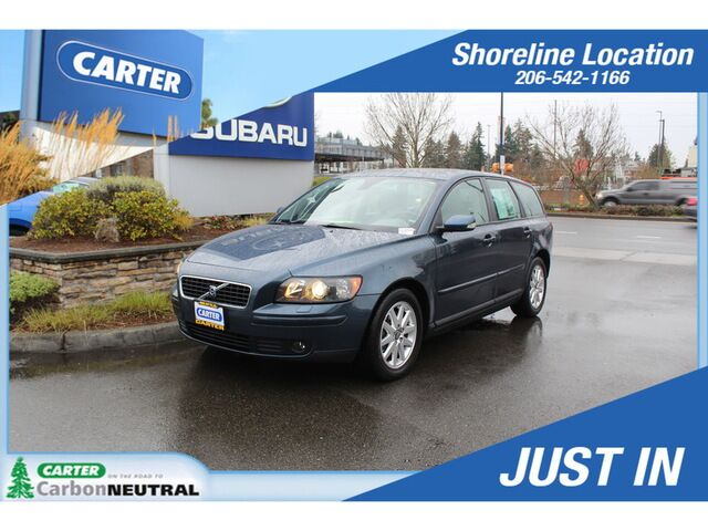 2006 Volvo V50 2.5L Turbo Seattle WA