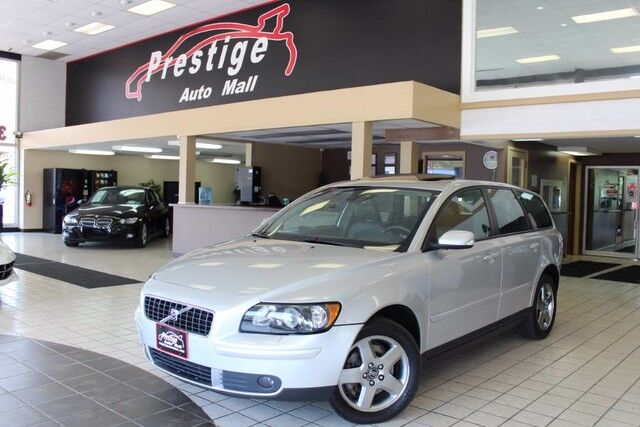 2006 Volvo V50 (fleet-only) 2.5L Turbo - AWD, Sun Roof, Heated Seats Cuyahoga Falls OH
