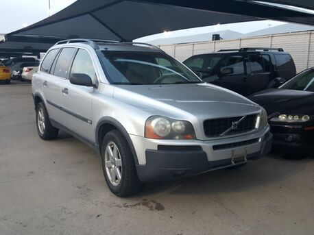 2006_Volvo_XC90_2.5T /WOOD TRIM/AUX_ Euless TX