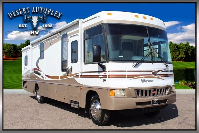 2006 Winnebago Voyage 35A Triple Slide Class A RV Mesa AZ