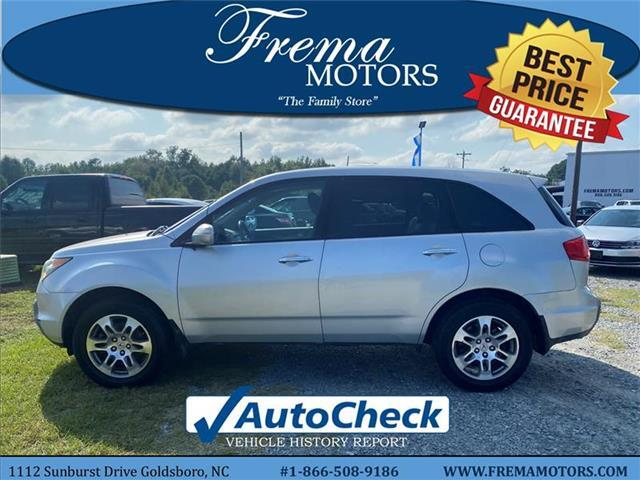 2007 Acura MDX 3.7L Technology Package All-wheel Drive Goldsboro NC