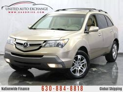 2007_Acura_MDX_3.7L V6 Engine **3rd Row Seats** AWD w/ Tech Pkg, Navigation, Suroof_ Addison IL
