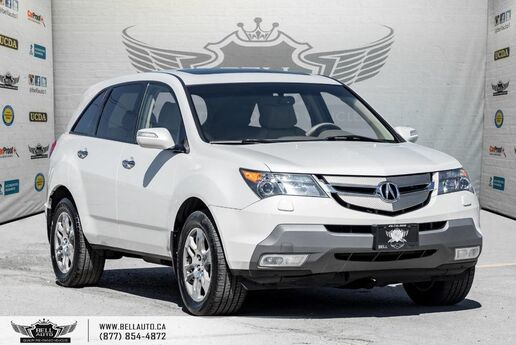 2007 Acura MDX AWD, 7 PASS, SUNROOF, HEATED SEAT, LEATHER, MEMO SEAT, Toronto ON