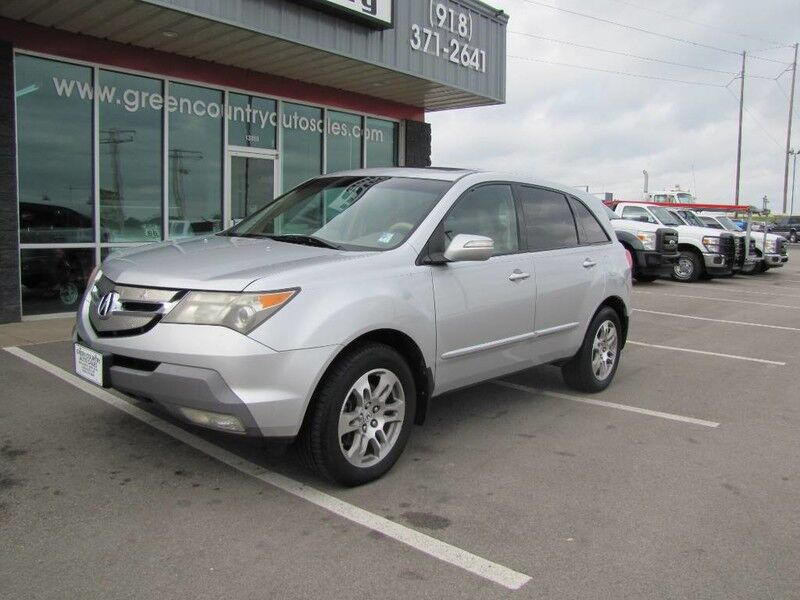 2007 Acura MDX AWD Tech/Entertainment Pkg
