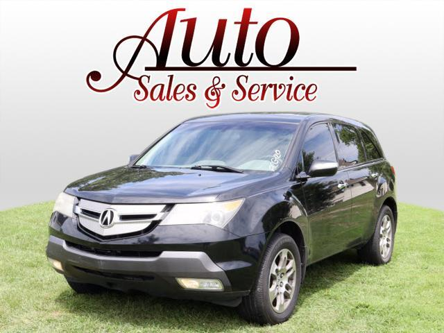2007 Acura MDX SH-AWD w/Tech Indianapolis IN